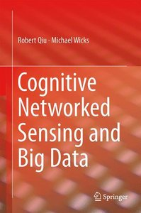 Cognitive Networked Sensing and Big Data
