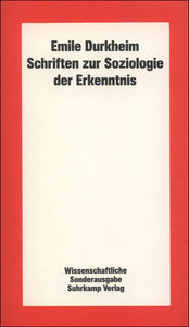 Schriften zur Soziologie der Erkenntnis. Sonderausgabe