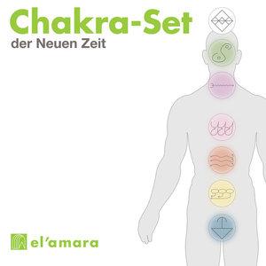 Chakra-Set der Neuen Zeit