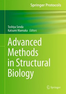 Advanced Methods in Structural Biology