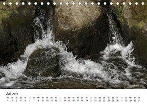 Vielfältiges Bad Harzburg (Tischkalender 2019 DIN A5 quer)