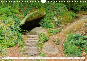 Huelgoat - Sagenumwobener Märchenwald in der Bretagne