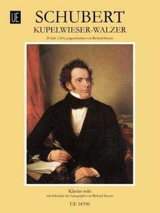"Walzer - \""Kupelwieser\"""