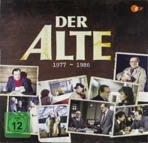 Der Alte-Siegfried Lowitz Box (100 Ep./39 DVD)