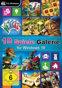 10 Spiele Galerie für Windows 10. Für Windows Vista/7/8/8.1/10