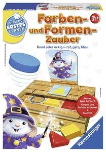 Farben- und Formen-Zauber (Kinderspiel)
