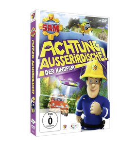 Feuerwehrmann Sam - Achtung Ausserirdische! (Kinofilm)
