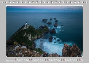 Neuseeland - Die Südinsel (Tischkalender 2019 DIN A5 quer)