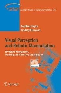 Visual Perception and Robotic Manipulation