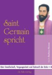 Saint Germain spricht