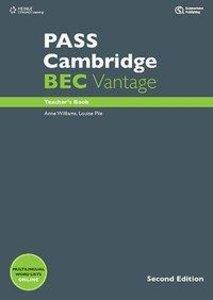 PASS Cambridge BEC, Vantage. 2nd Ed. Teacher's Book m. 2 Audio-C