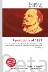 Revolutions of 1989