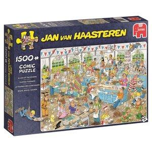 Puzzel Jan Van Haasteren Taarten Toernooi 1500 Stukjes
