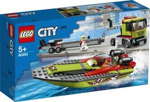 City Rennboot-Transporter