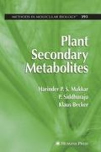 Plant Secondary Metabolites