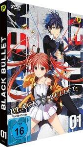Black Bullet - DVD 1 (2 DVDs)