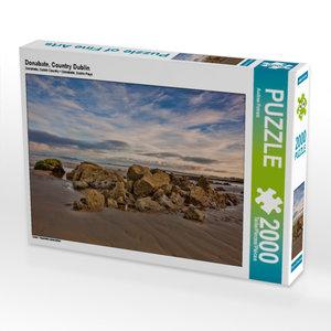 CALVENDO Puzzle Donabate, Country Dublin 2000 Teile Lege-Größe 9