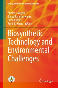Biosynthetic Technology and Environmental Challenges