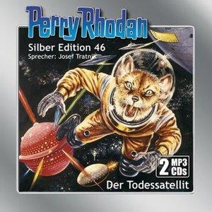 Perry Rhodan Silber Edition (MP3-CDs) 46: Der Todessatellit, 1 A