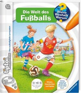 Tiptoi Buch WWW Die Welt des Fußballs