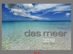 Das Meer - Kalender 2018