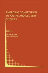 Emerging Competition in Postal and Delivery Services