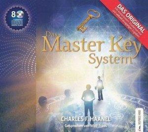 Das Master Key System, 8 Audio-CDs