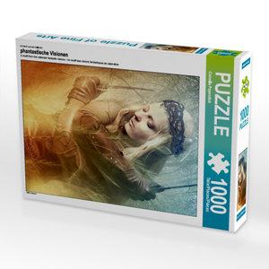 CALVENDO Puzzle phantastische Visionen 1000 Teile Lege-Größe 48