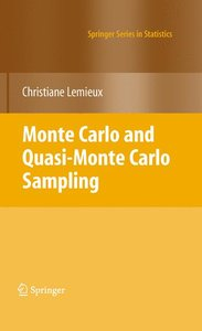 Monte Carlo and Quasi-Monte Carlo Sampling
