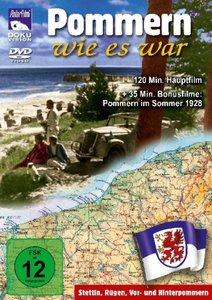 Pommern wie es war, 1 DVD