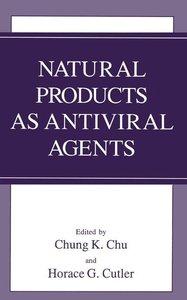 Natural Products as Antiviral Agents
