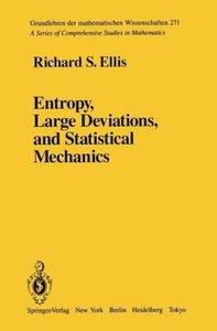 Entropy, Large Deviations, and Statistical Mechanics