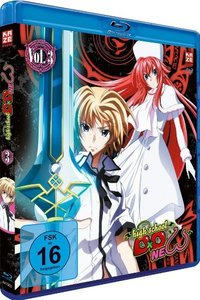 Highschool DXD New - Blu-ray 3
