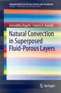 Natural Convection in Superposed Fluid-Porous Layers