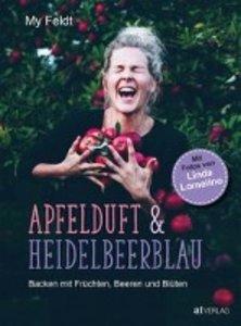 Apfelduft & Heidelbeerblau
