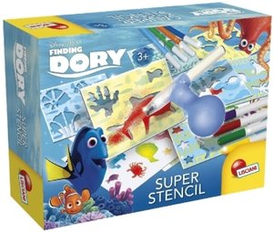 Finding Dory (Kinderspiel), Superstencil