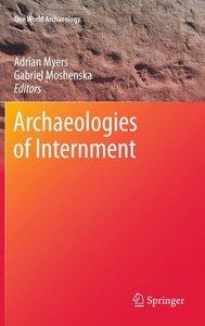 Archaeologies of Internment