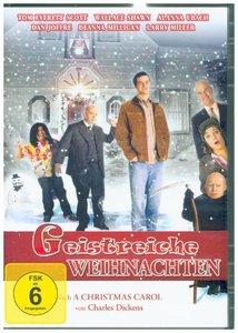 Geistreiche Weihnachten, DVD