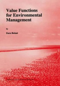 Value Functions for Environmental Management