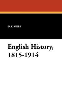 English History, 1815-1914