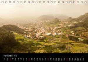 Teneriffa - Insel des ewigen Frühlings (Tischkalender 2019 DIN A