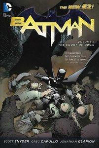 Batman 01: The Court of Owls