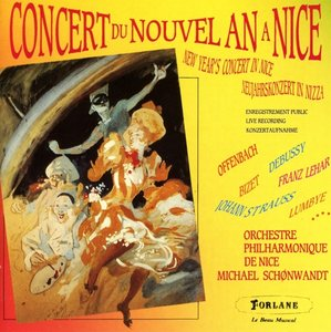Neujahrskonzert 1989 aus Nizza