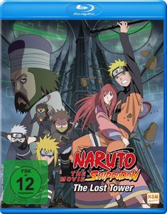Naruto Shippuden - The Movie 4 - The Lost Tower