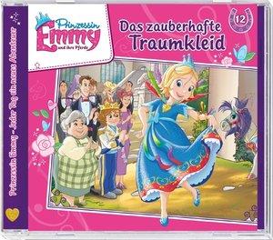 Prinzessin Emmy 12: Das zauberhafte Traumkleid