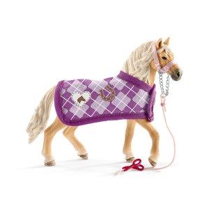 Set Mode-Kreation & Pferd Andalusier