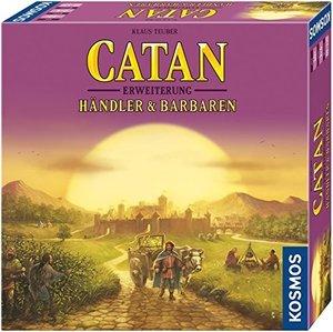 Kosmos 6933050 - Die Siedler von Catan: Händler & Barbaren, Erwe