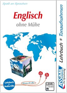 Assimil. Englisch ohne Mühe. Multimedia-Classic. Lehrbuch und 4