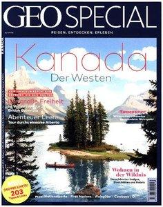 GEO Special 04/2016 Kanadas Westen