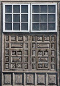 Spanish Doors (Tischaufsteller DIN A5 hoch)